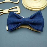 галстук-бабочка синяя Арт. 0320