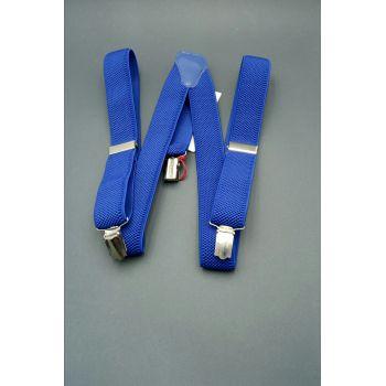 Подтяжки синие 2,5 см Арт. 0280