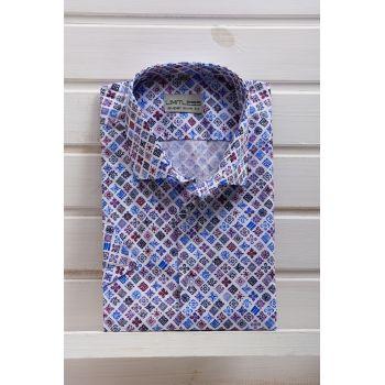 Рубашка с коротким рукавом ТМ Limitlles Арт.5066