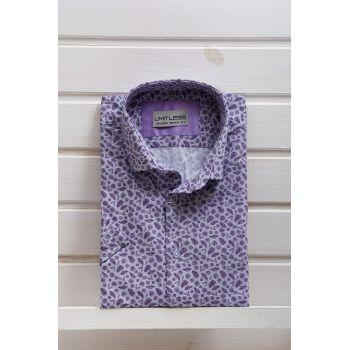 Рубашка с коротким рукавом TM Limitlles Арт.5069