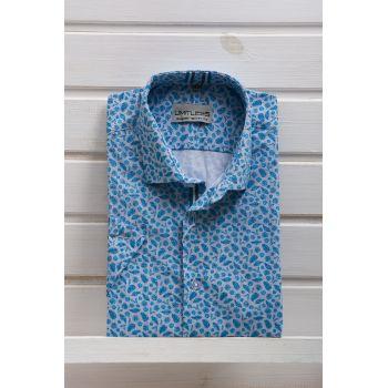 Рубашка с коротким рукавом TM Limitlles Арт.5070