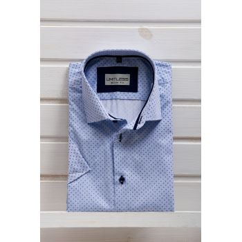Рубашка с коротким рукавом ТМ Limitlles Арт.5074