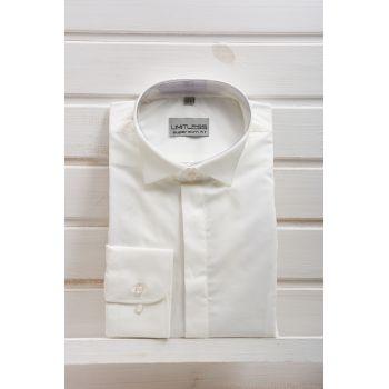 Рубашка мужская  под бабочку ТМ Limitlles Арт:5076