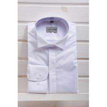 Рубашка мужская под бабочку ТМ Limitlles Арт:5077