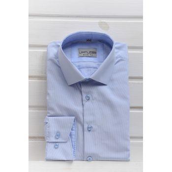 Рубашка мужская ТМ Limitlles Арт.0127