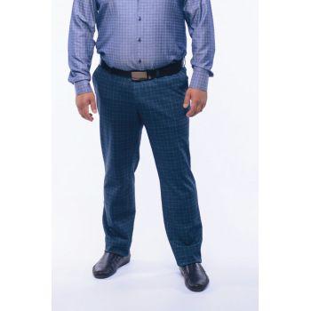 Мужские брюки большого размера без стрелок Арт.92