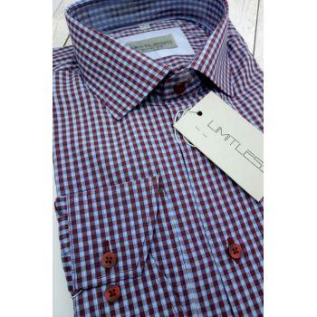 Рубашка с длинным рукавом ТМ Limitles Арт.0171