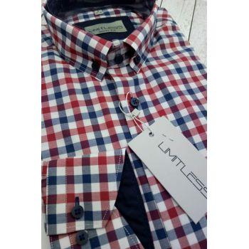 Рубашка с длинным рукавом ТМ Limitles Арт.0170