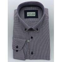 Мужская рубашка в клетку TM Limitless Арт.0188