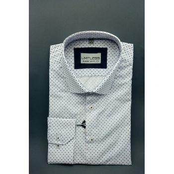 Рубашка с длинным рукавом Тм Limitles Арт. 0144