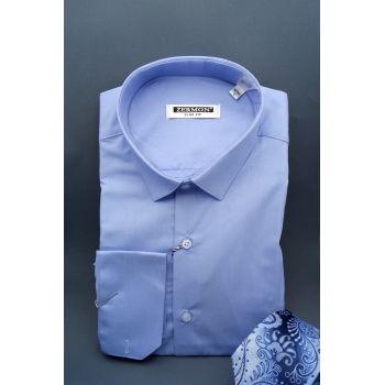 Рубашка с длинным рукавом ТМ Zermon Арт. 0165