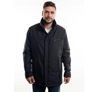Мужская демисезонная куртка Aktavis TM Astoni черная Арт. а01