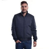 Демисезонная куртка на резинке синяя ТМ Astoni Costa АРТ.a3
