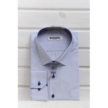 Рубашка мужская с длинным рукавом ТМ Limitlles арт.0133