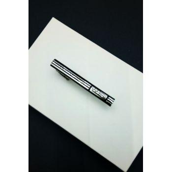 Зажим для галстука-серебристый Арт.ЕЕ112