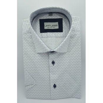 Рубашка с коротким рукавом ТМ Limitlles Арт. 5683