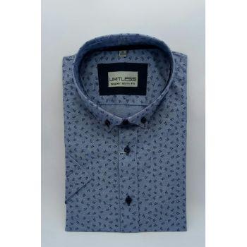 Рубашка с коротким рукавом ТМ Limitlles Арт.5684
