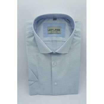 Рубашка с коротким рукавом ТМ Limitllis Арт.5685