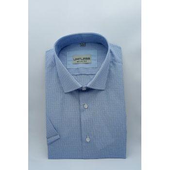 Рубашка с коротким рукавом ТМ Limitlles Арт.5686